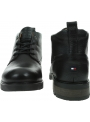 Trzewiki TOMMY HILFIGER Premium Sherarling Leather Boot FM0FM02437 BDS