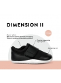 Ultralekkie Buty BOBUX Dimension II Black 835701