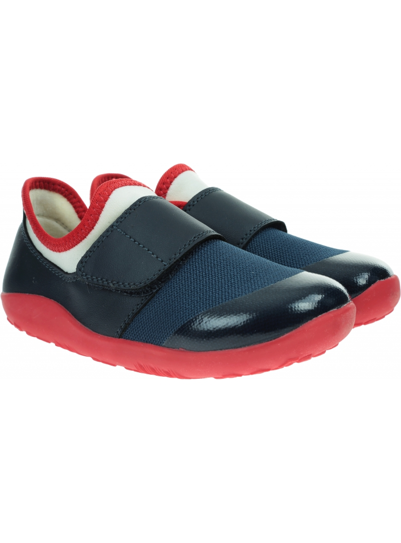 Ultralekkie Buty BOBUX Dimension II Navy + Red 835710