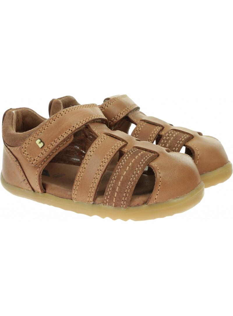 Brązowe Sandały BOBUX Roam Caramel 729204B