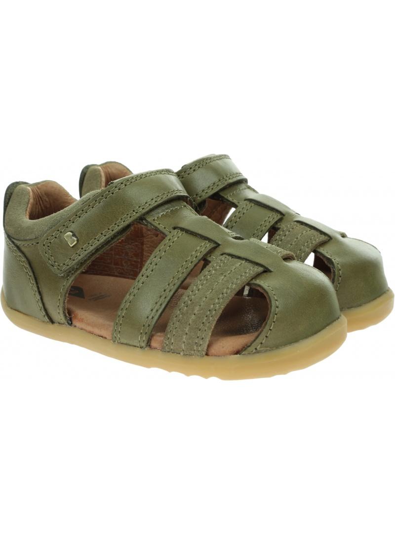 Oliwkowe Sandały BOBUX Roam Olive 729210