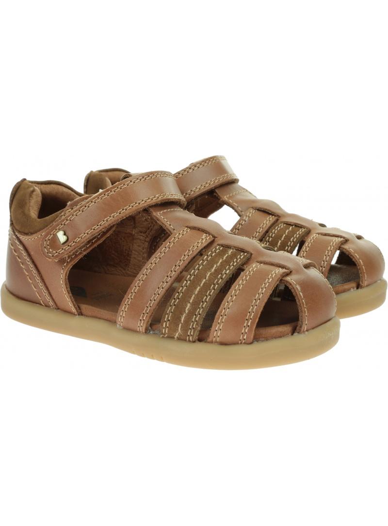 Brązowe Sandały BOBUX Roam Caramel 626015A