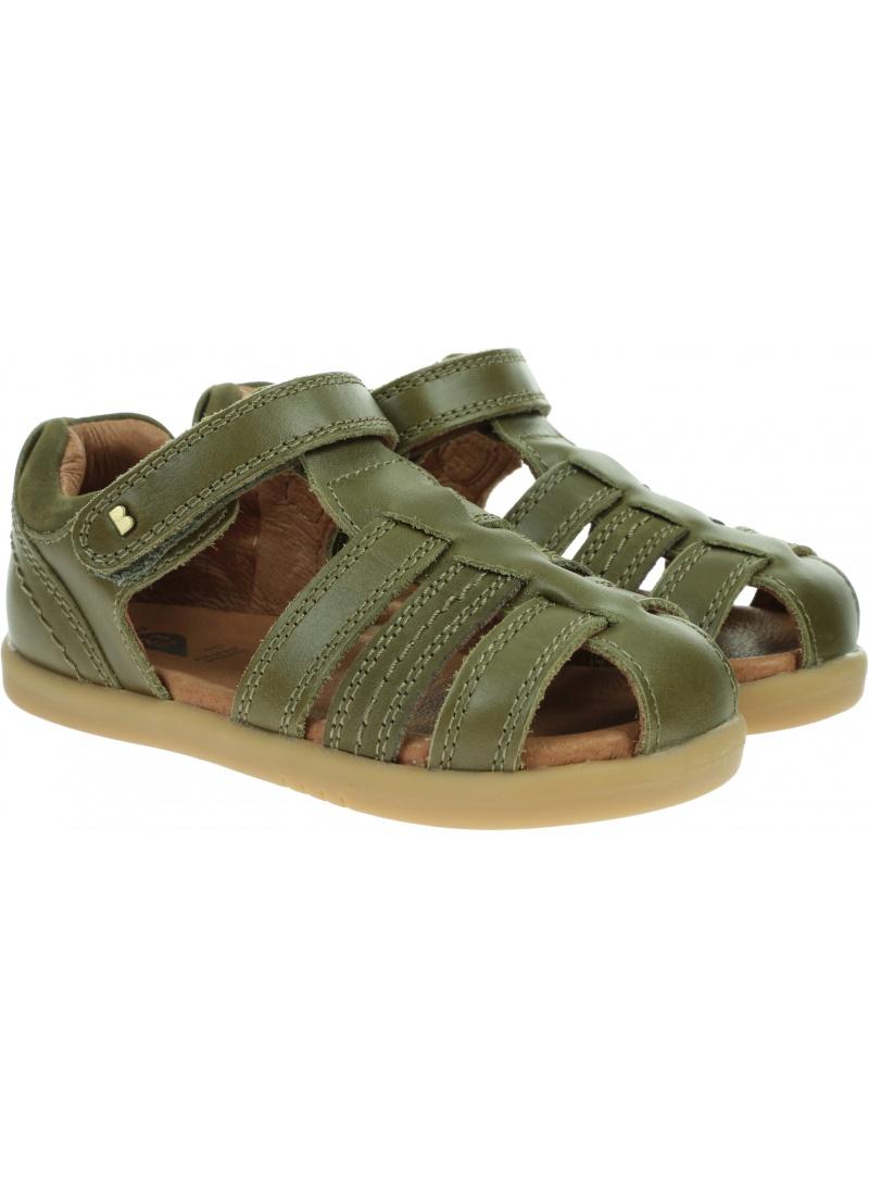 Oliwkowe Sandały BOBUX Roam Olive 626022