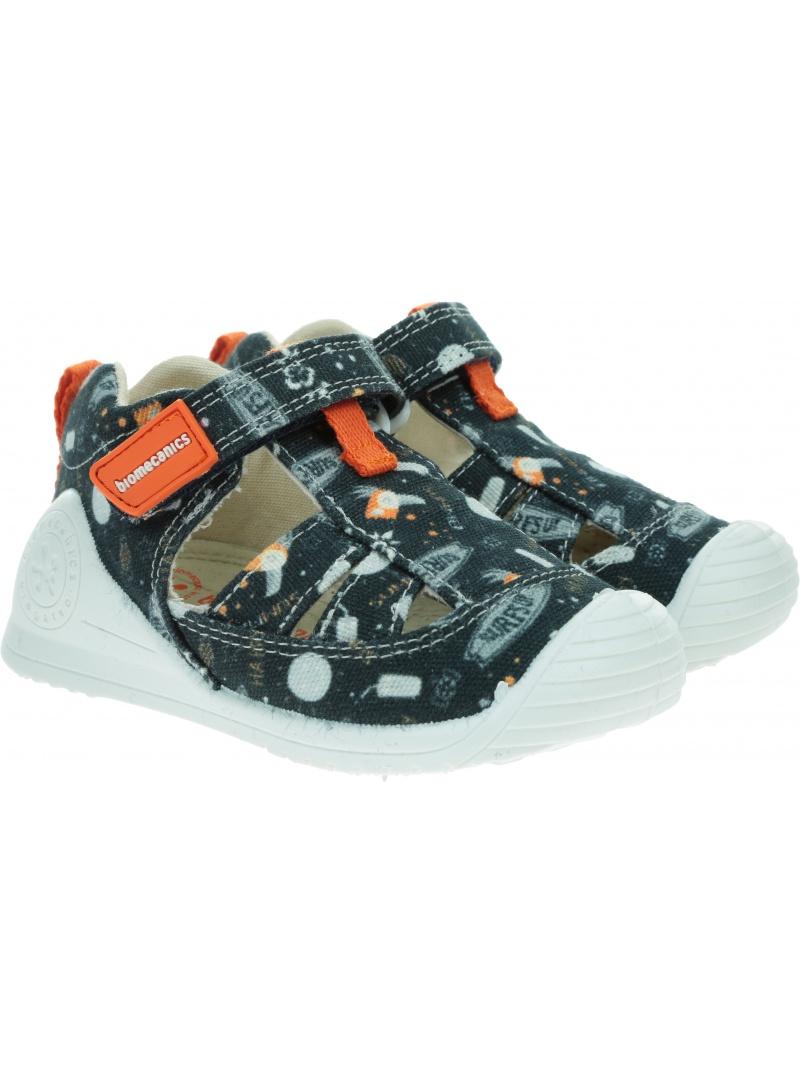 Sandały BIOMECANICS Biogateo 212221 Azul