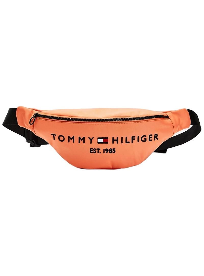Pomarańczowa Nerka TOMMY HILFIGER Th Established Crossbody Bag AM0AM07206