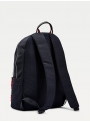 Plecak TOMMY HILFIGER Th Signature Backpack AM0AM07378 BLU