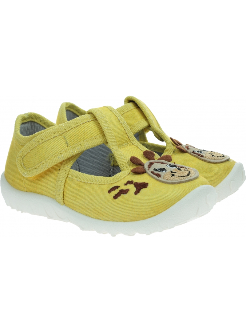Kapcie z Żyrafą SUPERFIT Spotty 1-009256-6000