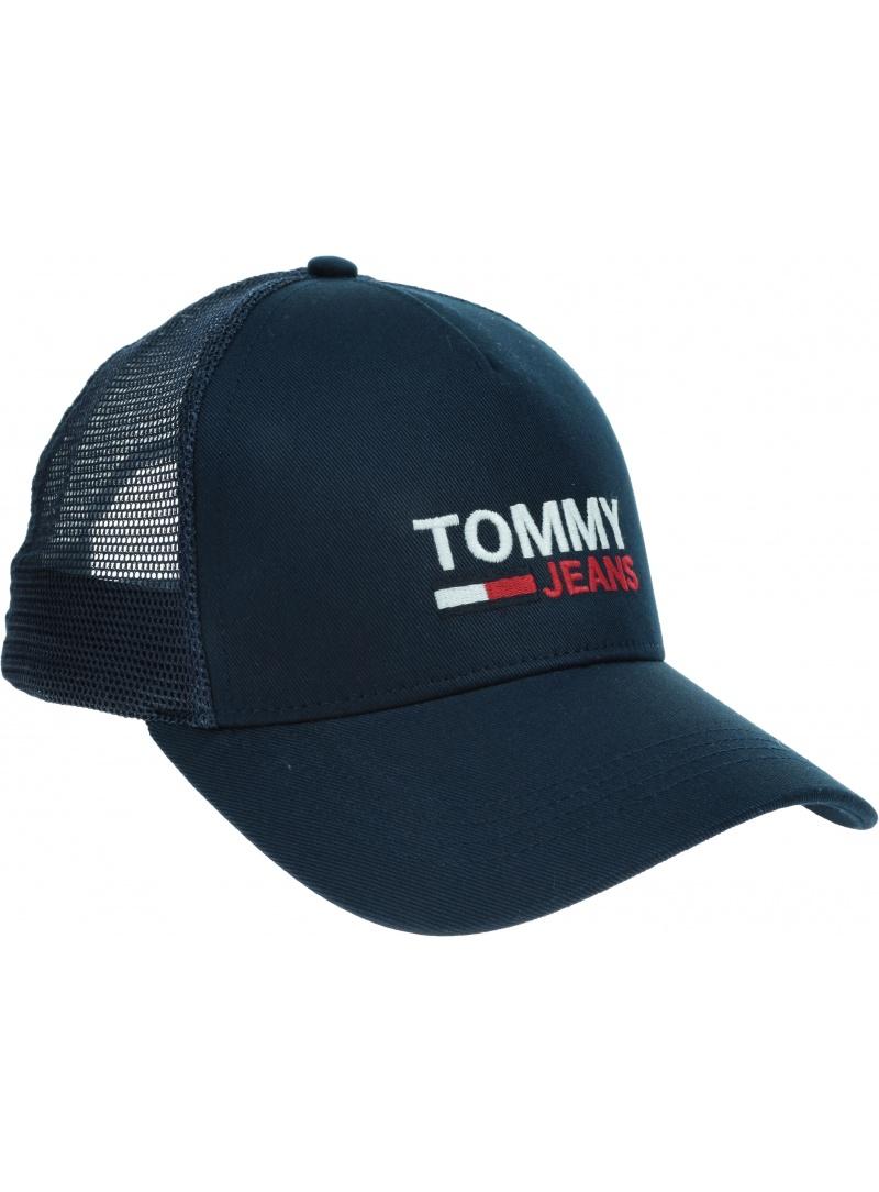 Czapka z Daszkiem TOMMY JEANS Tjw Trucker Cap AM0AM07172 KCG