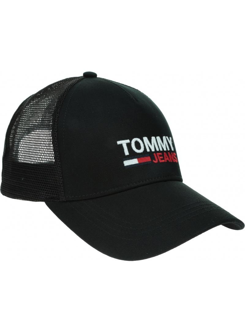 Czapka z Daszkiem TOMMY JEANS Tjw Trucker Cap AM0AM07172 BDS