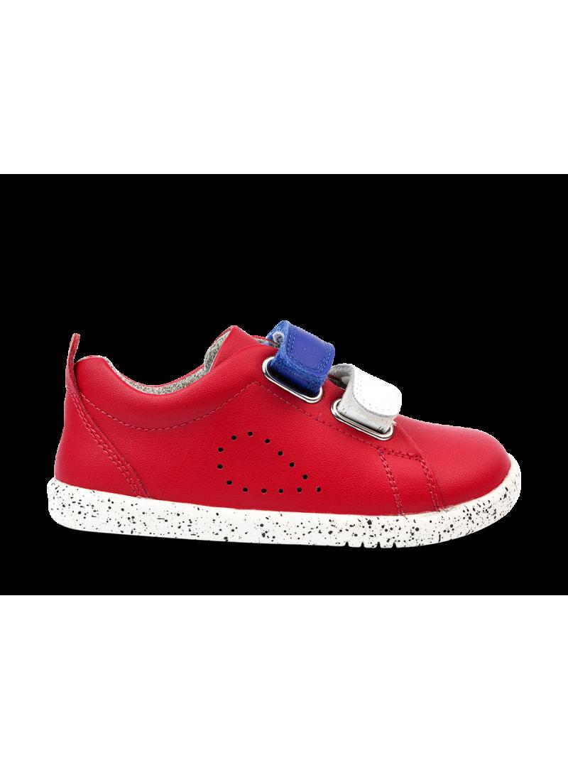 Czerwone Buty BOBUX Grass Court Switch Red (Blueberry + White) 637305