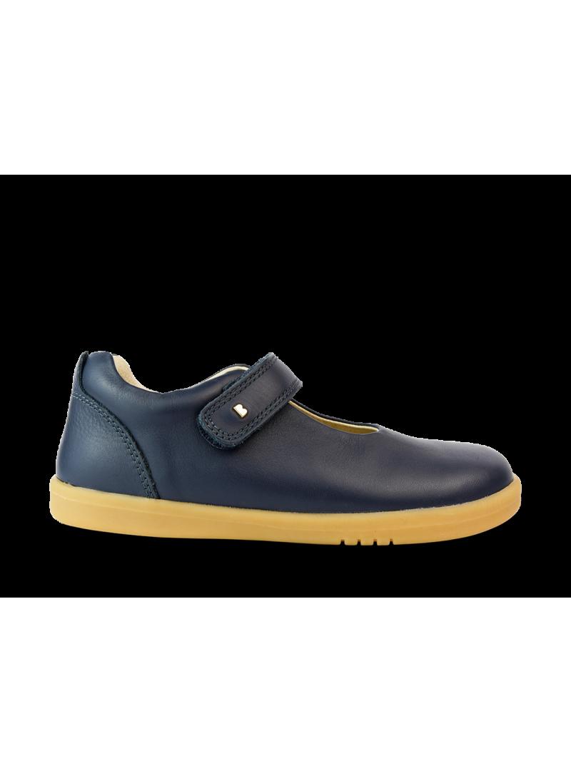Granatowe Baleriny BOBUX Delight Navy 831615a
