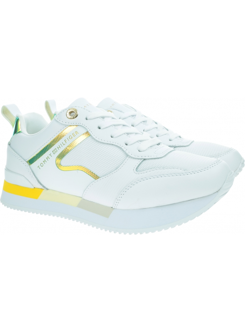 Sneakersy TOMMY HILFIGER Feminine Active City FW0FW05556 ZGS
