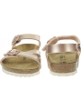 Sandały BIRKENSTOCK Rio Kids BF Electric Metallic Copper 1012519