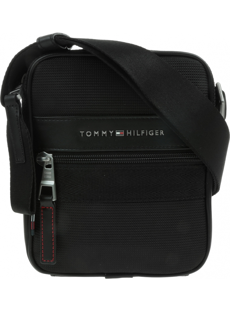 Listonoszka Męska TOMMY HILFIGER Elevated Nylon Mini Reporter AM0AM07232