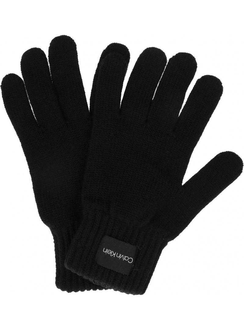 Rękawiczki Damskie CALVIN KLEIN Gloves K60K608165 Black BAX