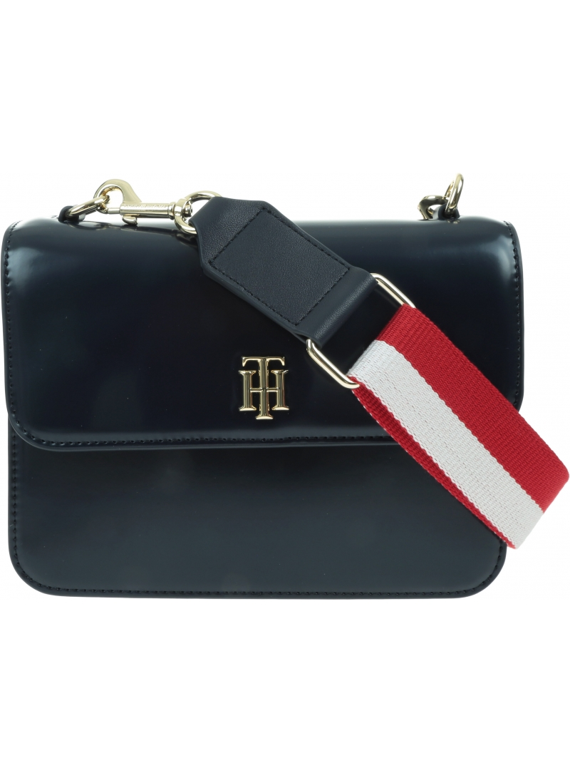 Torebka TOMMY HILFIGER TH Staple Crossover AW0AW09695 DW5