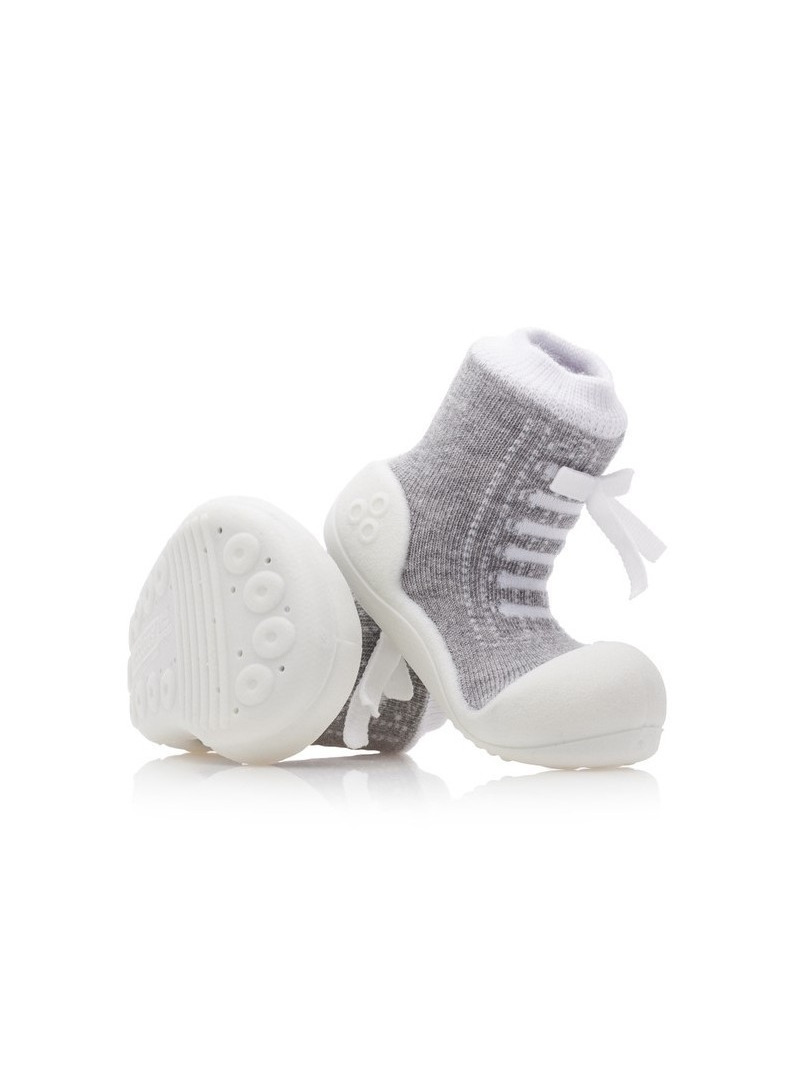 Ultralekkie Kapcie Buty ATTIPAS Sneakers Grey