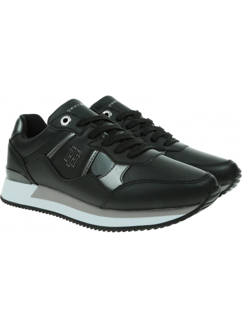 Sneakersy TOMMY HILFIGER Th Interlock City Sneaker FW0FW05558 BDS