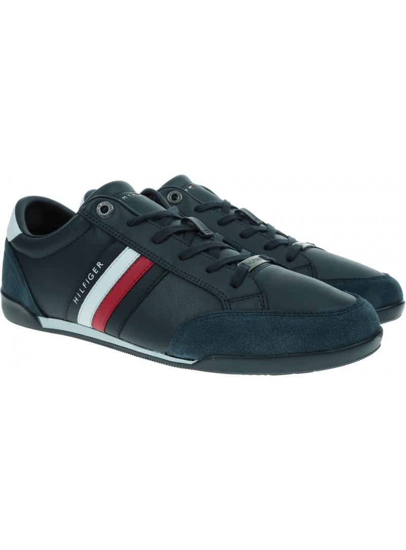 Sneakersy Męskie TOMMY HILFIGER Corporate FM0FM03429 DW5