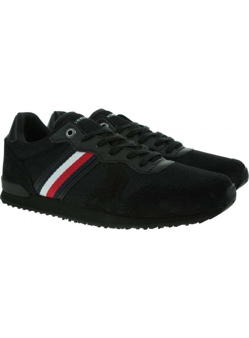 Sneakersy Męskie TOMMY HILFIGER Iconic FM0FM03470 BDS