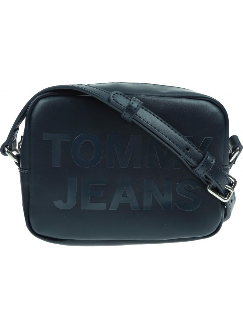 Granatowa Torebka TOMMY JEANS Camera Bag AW0AW09853 C87