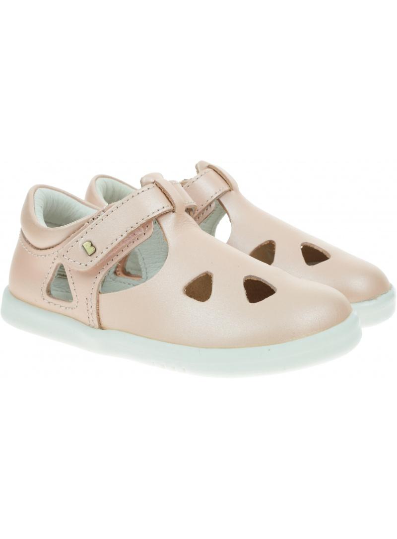 Różowe Sandały BOBUX Zap II Seashell 638408