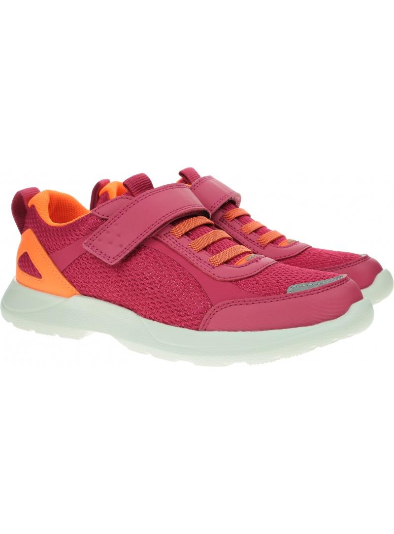 Różowe Sportowe Sneakersy SUPERFIT Rush 1-000211-5000