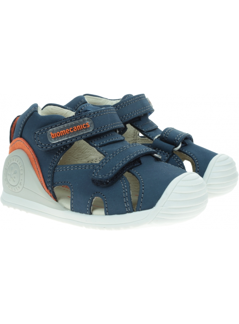 Sandały BIOMECANICS Biogateo 212137 Azul