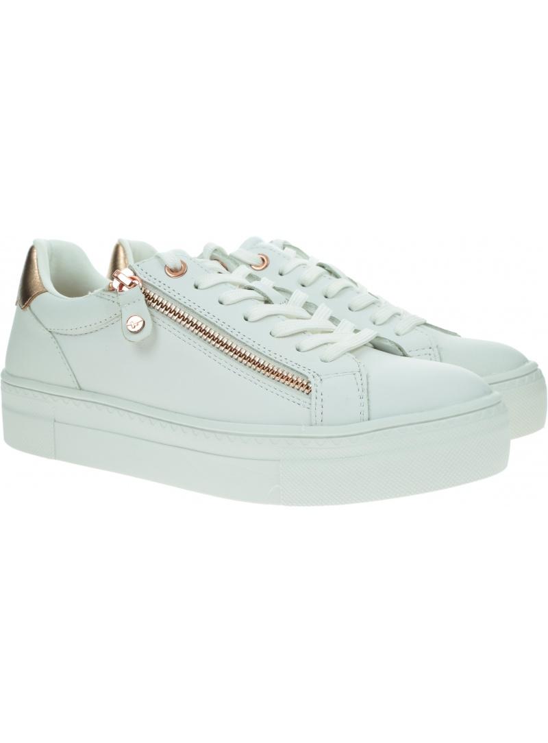 Białe Sneakersy TAMARIS 1/1-23312/26 119