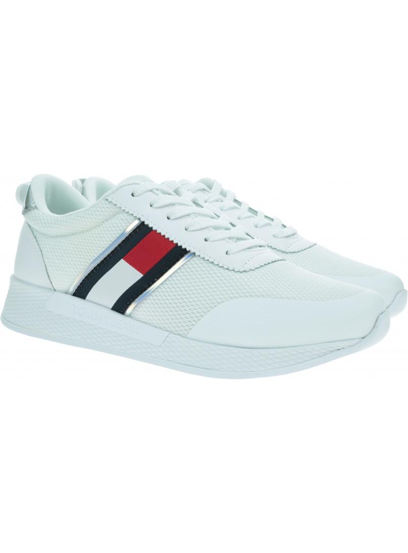 Sneakersy TOMMY JEANS Technical Flexi Runner EN0EN01359 YBR