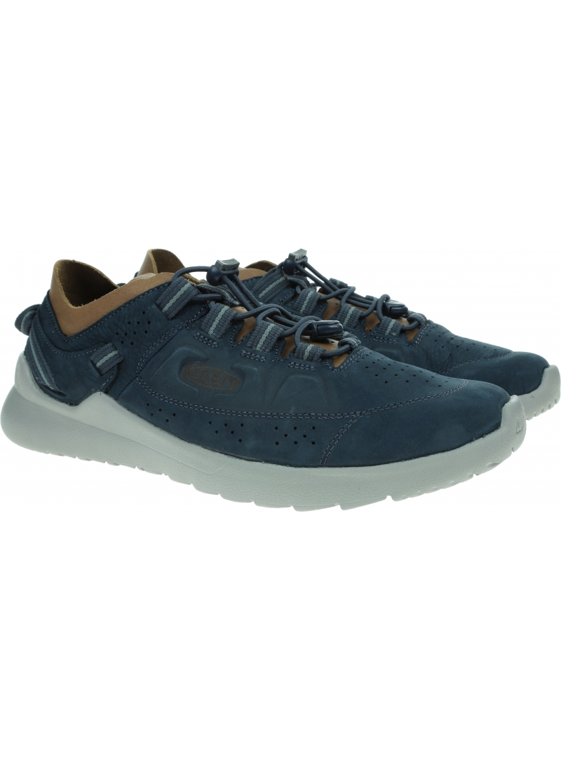 Sneakersy KEEN Highland Blue Nights/Drizzle 1022245