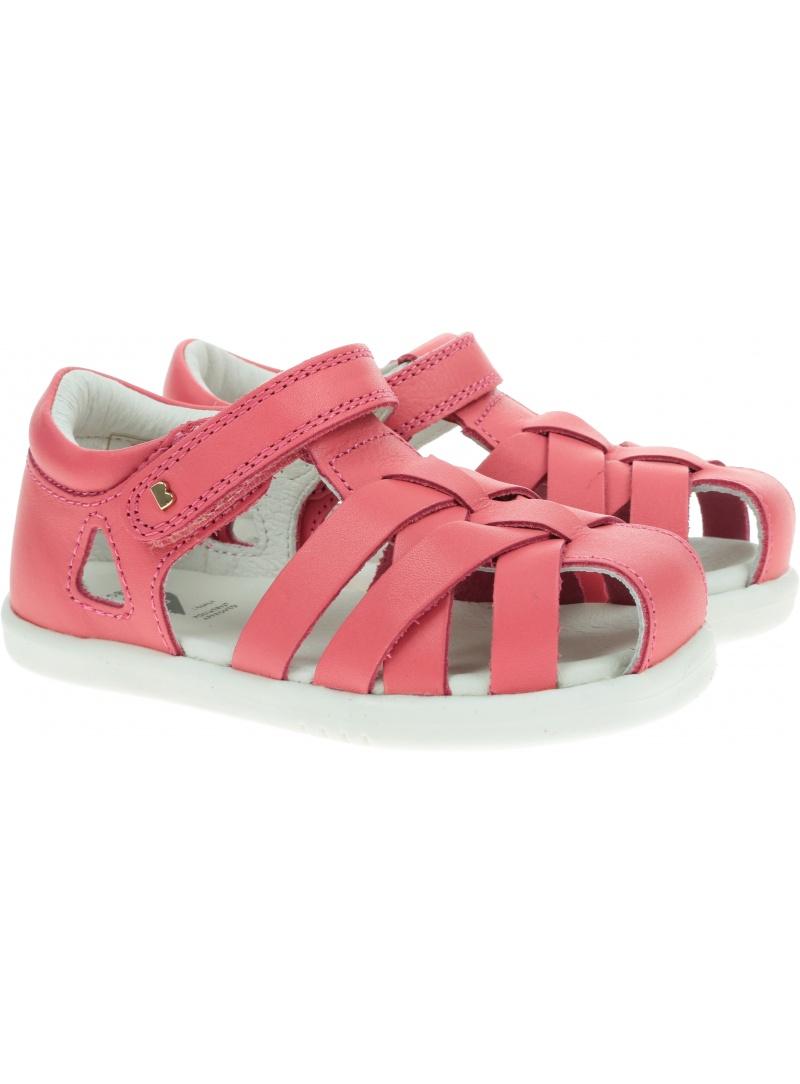 Różowe Sandały BOBUX Tropicana II Guava 638301