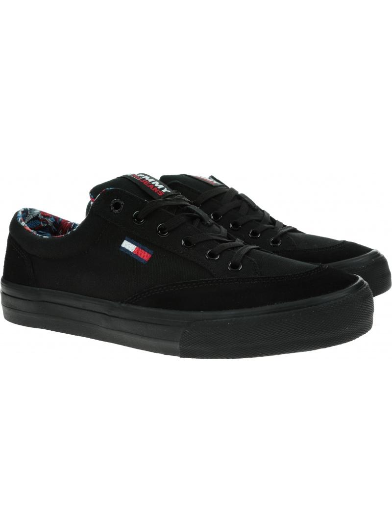 Trampki Męskie TOMMY JEANS Skate Vulcanized Sneaker EM0EM00735 BDS