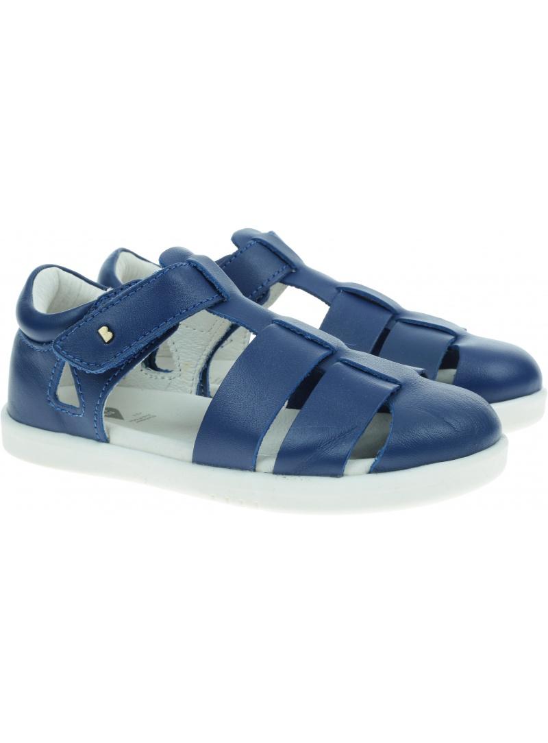 Niebieskie Sandały Bobux Tidal Blueberry 834408