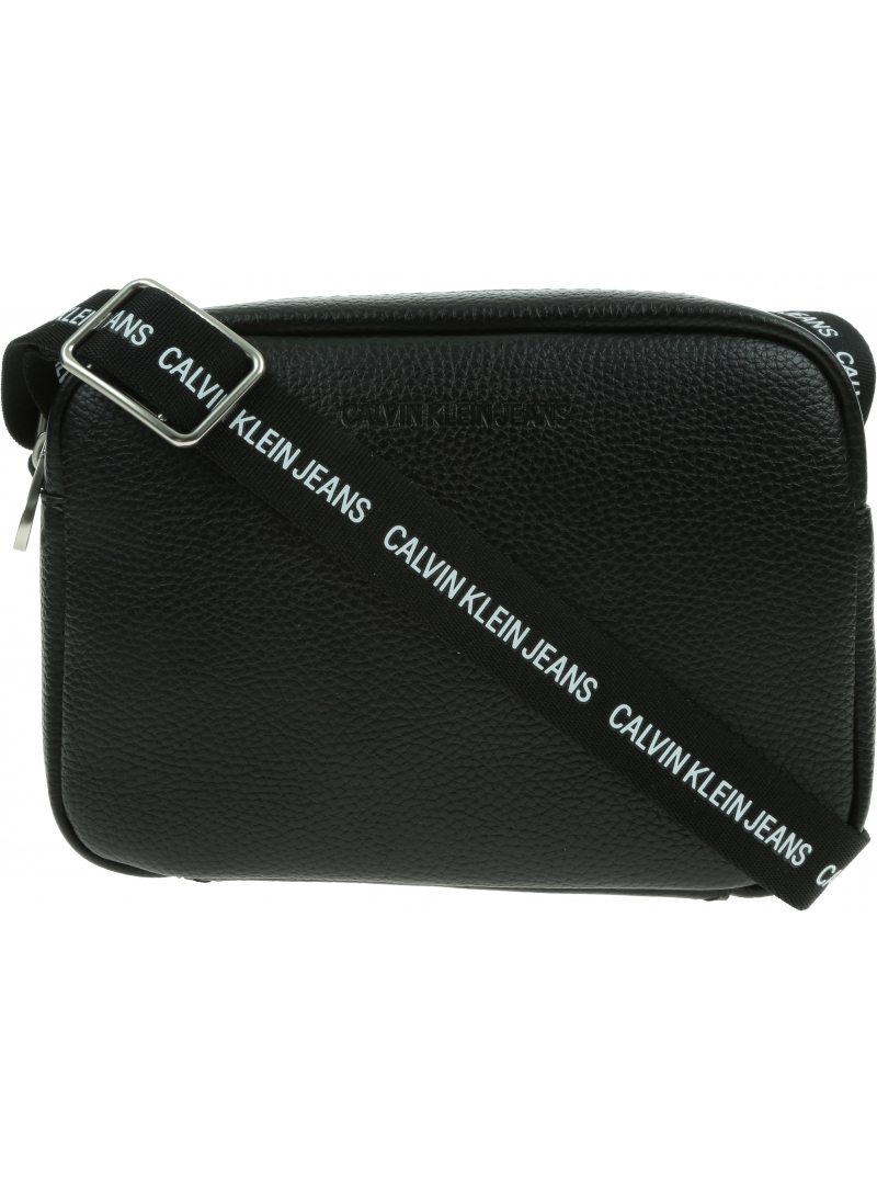 Torebka na Szerokim Pasku CALVIN KLEIN JEANS Camera Bag K60K608233 BDS