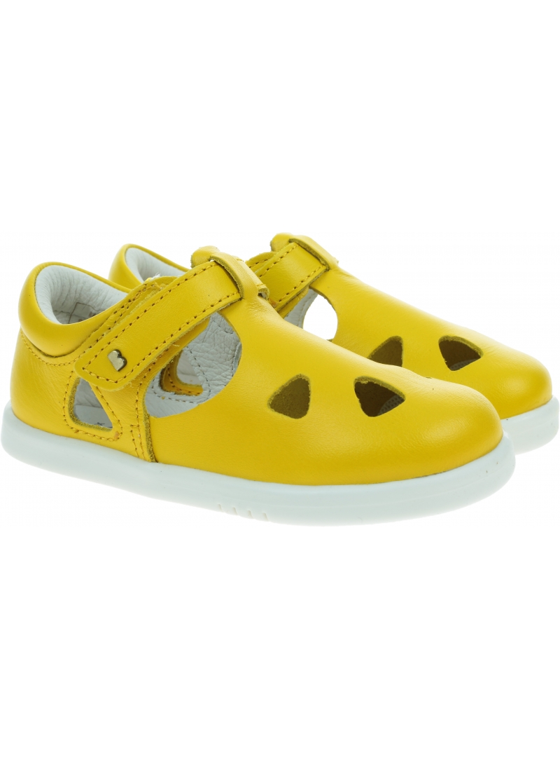 Żółte Sandały BOBUX Zap II Yellow 638411