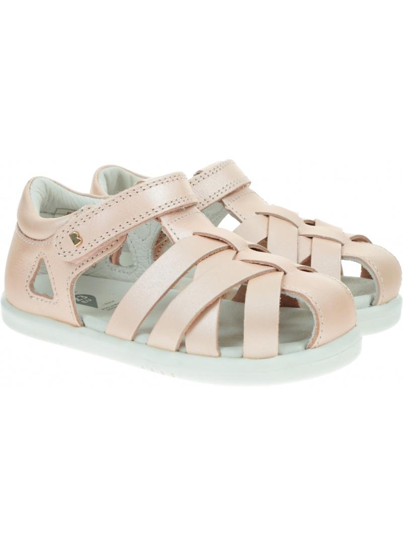 Różowe Sandały BOBUX Tropicana II Seashell Shimmer 638305