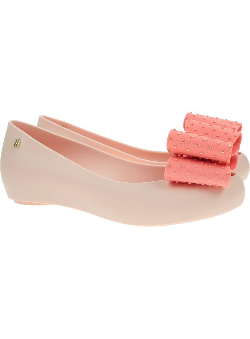 Różowe Balerinki MELISSA Ultragirl Sweet 33355 51575