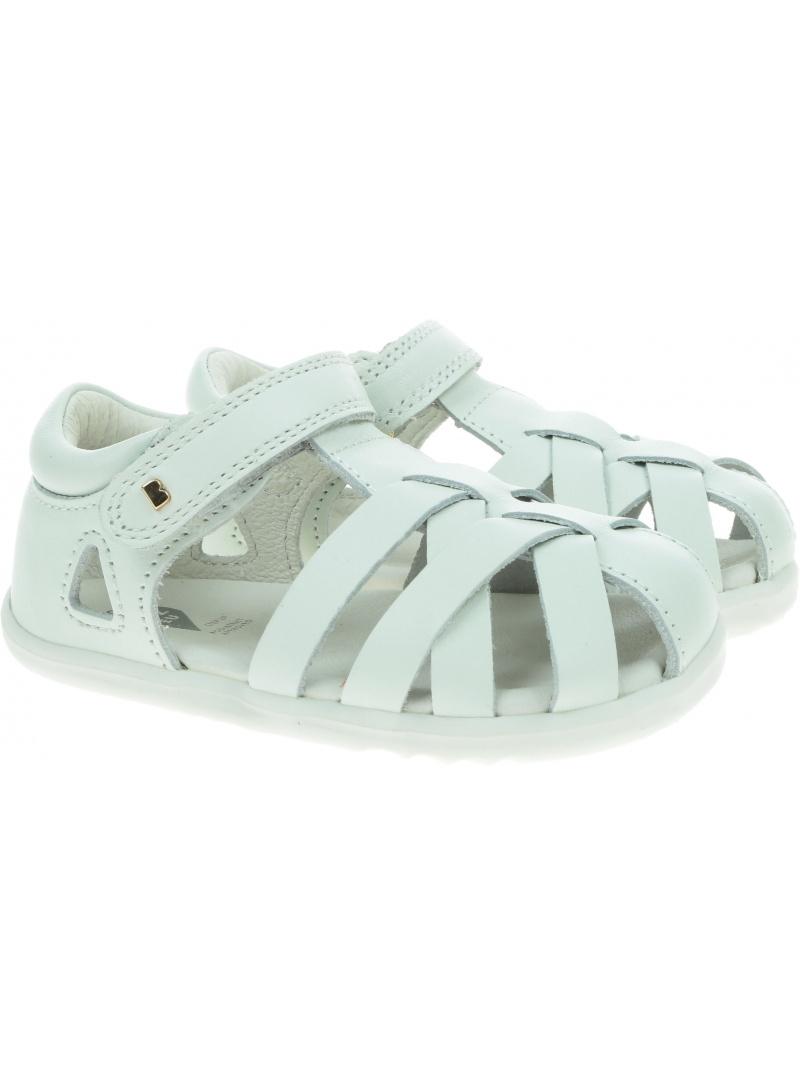 Białe Sandały BOBUX Tropicana II White 732307