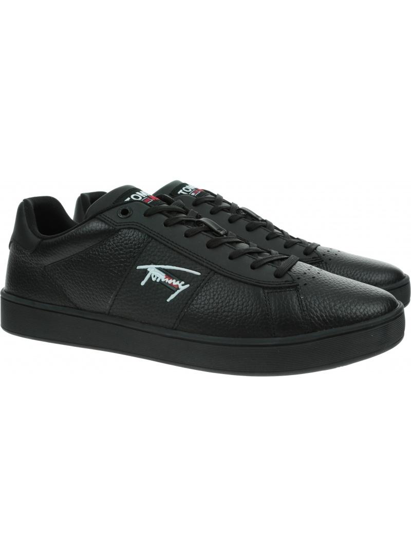 Sneakersy Męskie TOMMY JEANS Cupsole Sneakers EM0EM00719 BDS