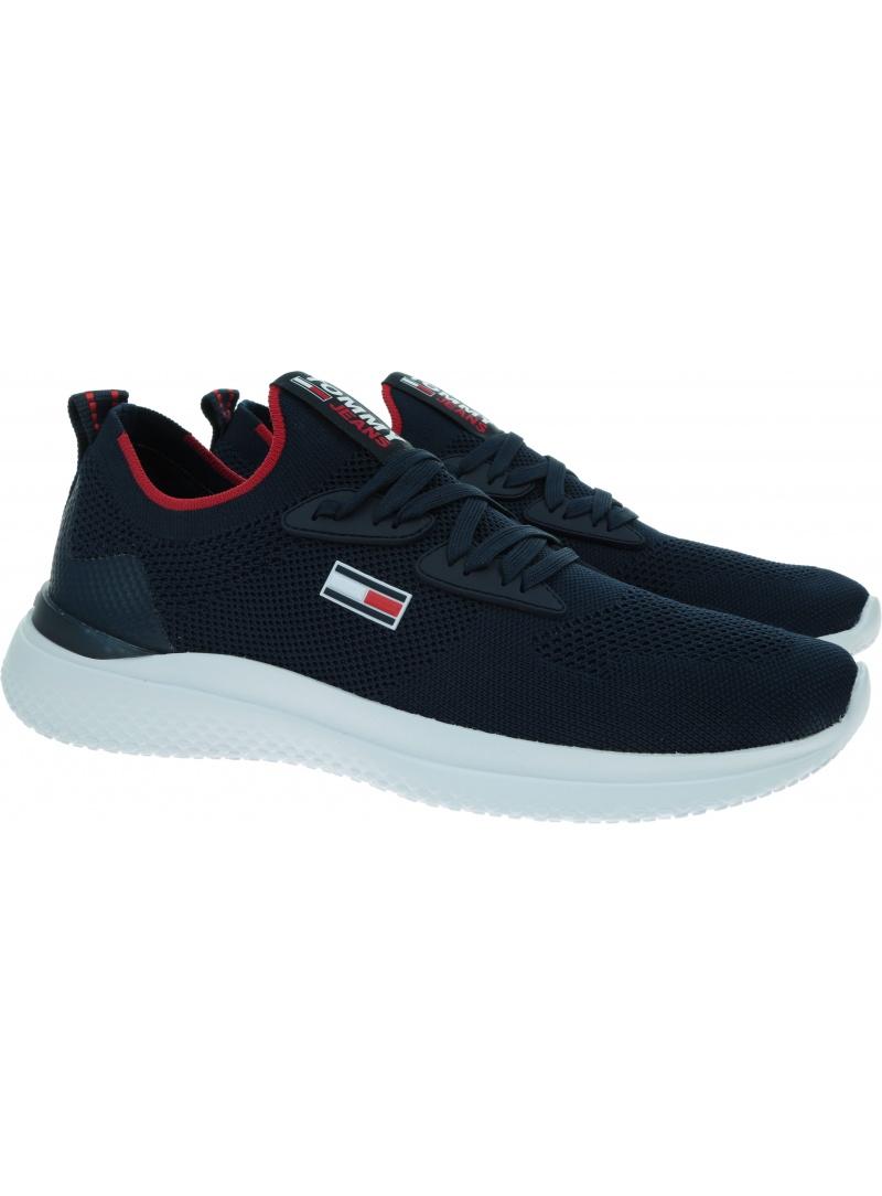 Sneakersy Męskie TOMMY JEANS Lightweight Modern EM0EM00723 DW5