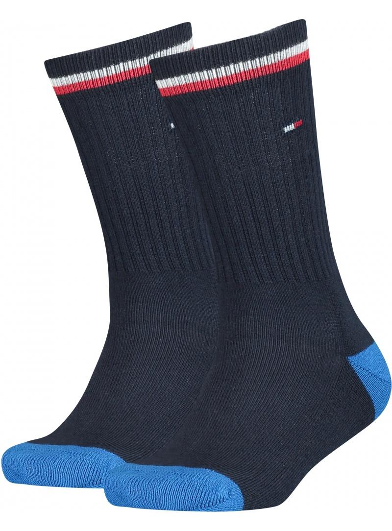 Skarpetki Dziecięce 100001500 563 TOMMY HILFIGER Kids Iconic Sports Sock