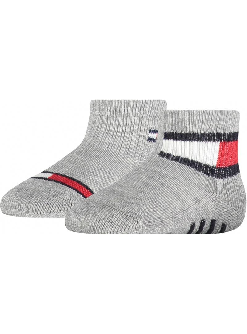 Skarpetki Dziecięce 100002319 002 TOMMY HILFIGER Baby Sock (2-pak)