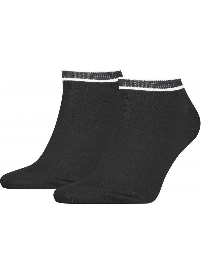 Skarpetki Damskie 701218777 001 CALVIN KLEIN Women Sneaker (2-pak)