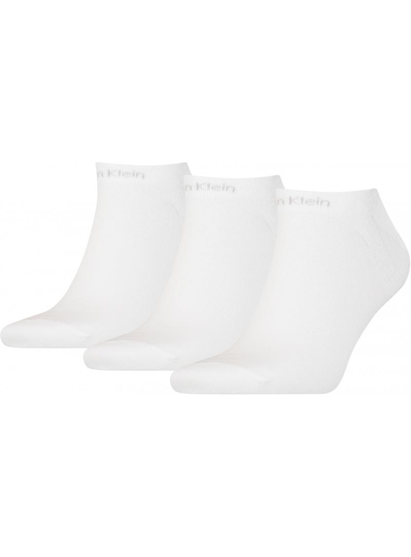 Skarpetki Męskie 701218717 001 CALVIN KLEIN Men Sneaker (3-pak)