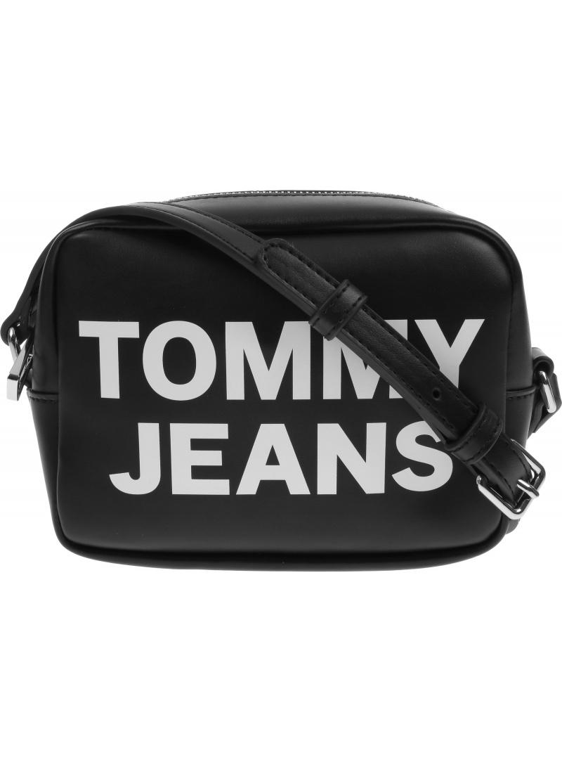 Torebka Listonoszka TOMMY JEANS Camera Bag AW0AW10152 BDS