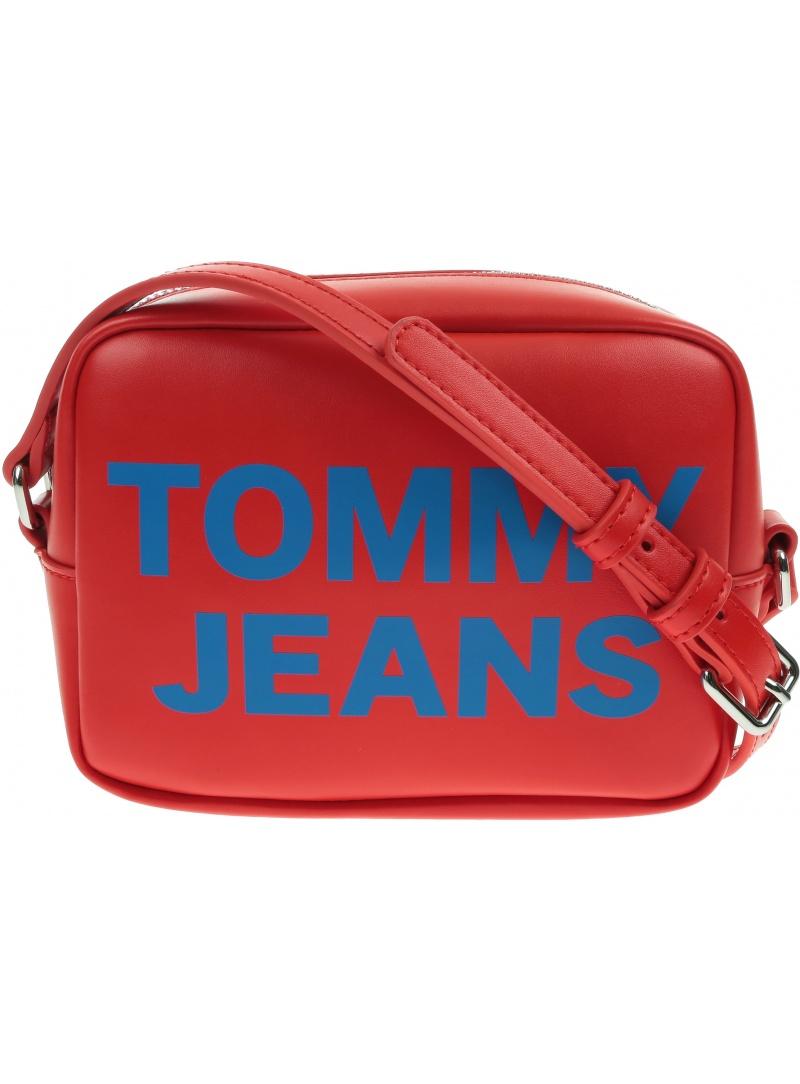 Torebka Listonoszka TOMMY JEANS Camera Bag AW0AW10152 XNL