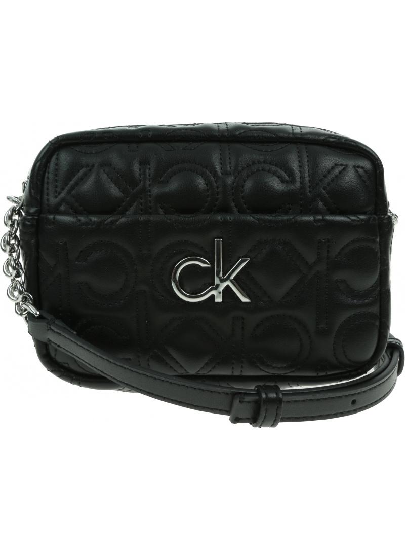 Torebka Listonoszka CALVIN KLEIN Re-Lock Camera Bag K60K608589 BAX