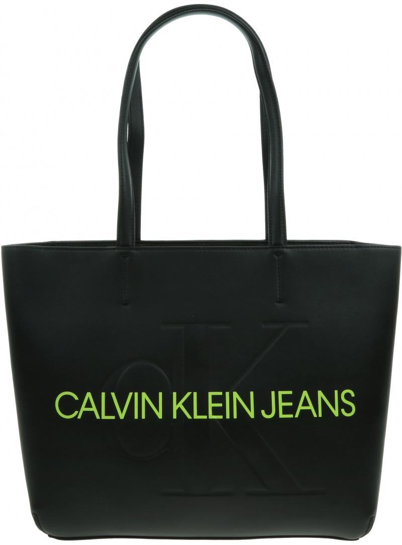 Torebka CALVIN KLEIN JEANS Sculpted Shopper K60K608374 BDS