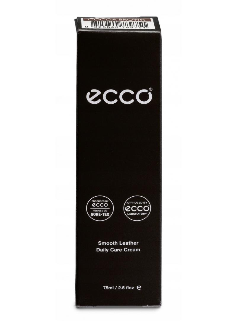 Pasta do Obuwia ECCO 9033300 00482 Smooth Leather Care Cream Cocoa Brown